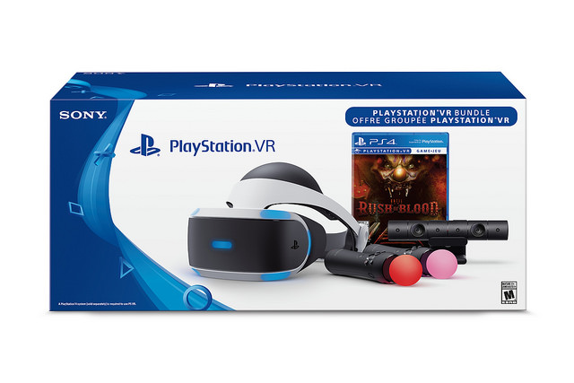 PS VR return