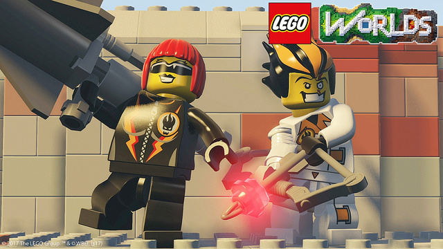 LEGO Worlds set to Release in March for PS4, Xbox One, and PC