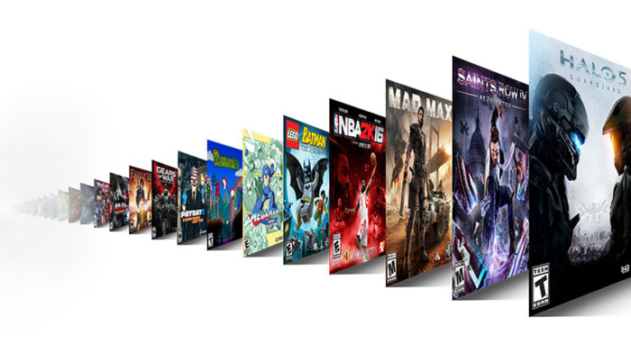 Xbox and PC Getting Subscription Service Called Xbox Game Pass