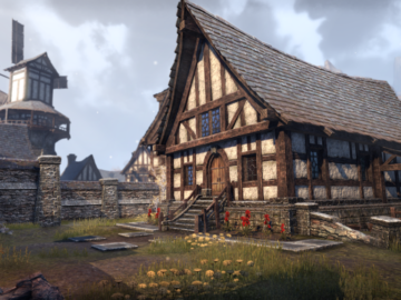 Own Your Own Home in Tamriel With ESO's Homestead DLC