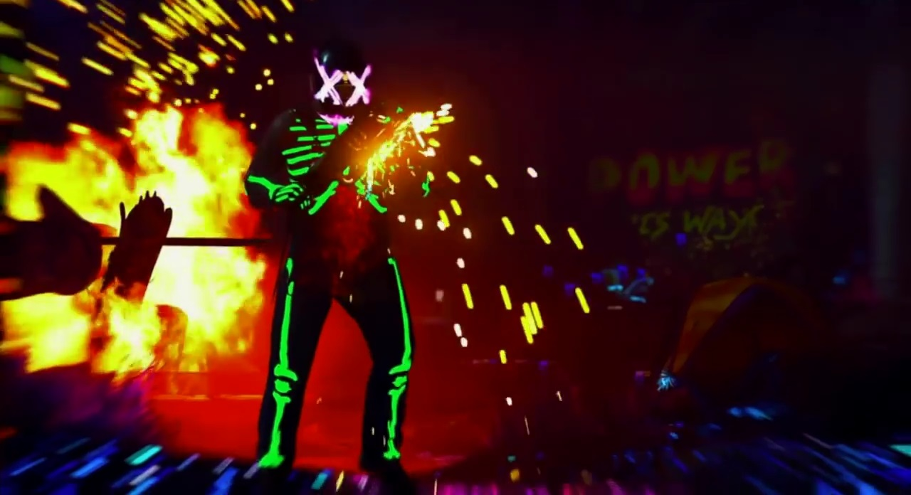 Infinite Warfare: Rave in the Redwoods – How to Get the 'Smiley' Chainsaw