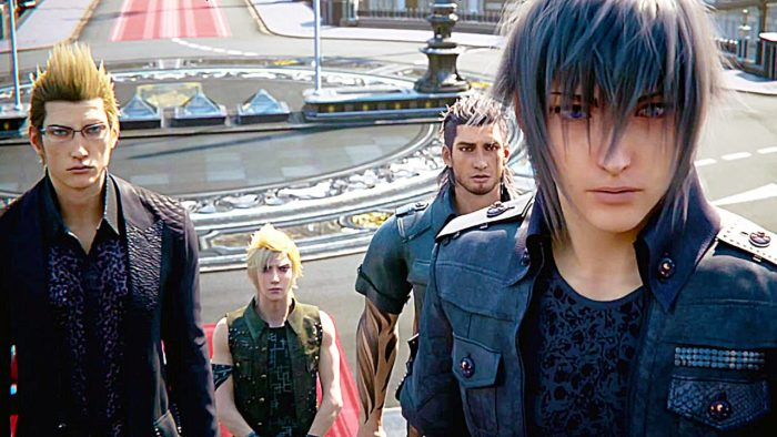Final Fantasy 15's PS4 Pro Update Is Out Now, Here's What's New