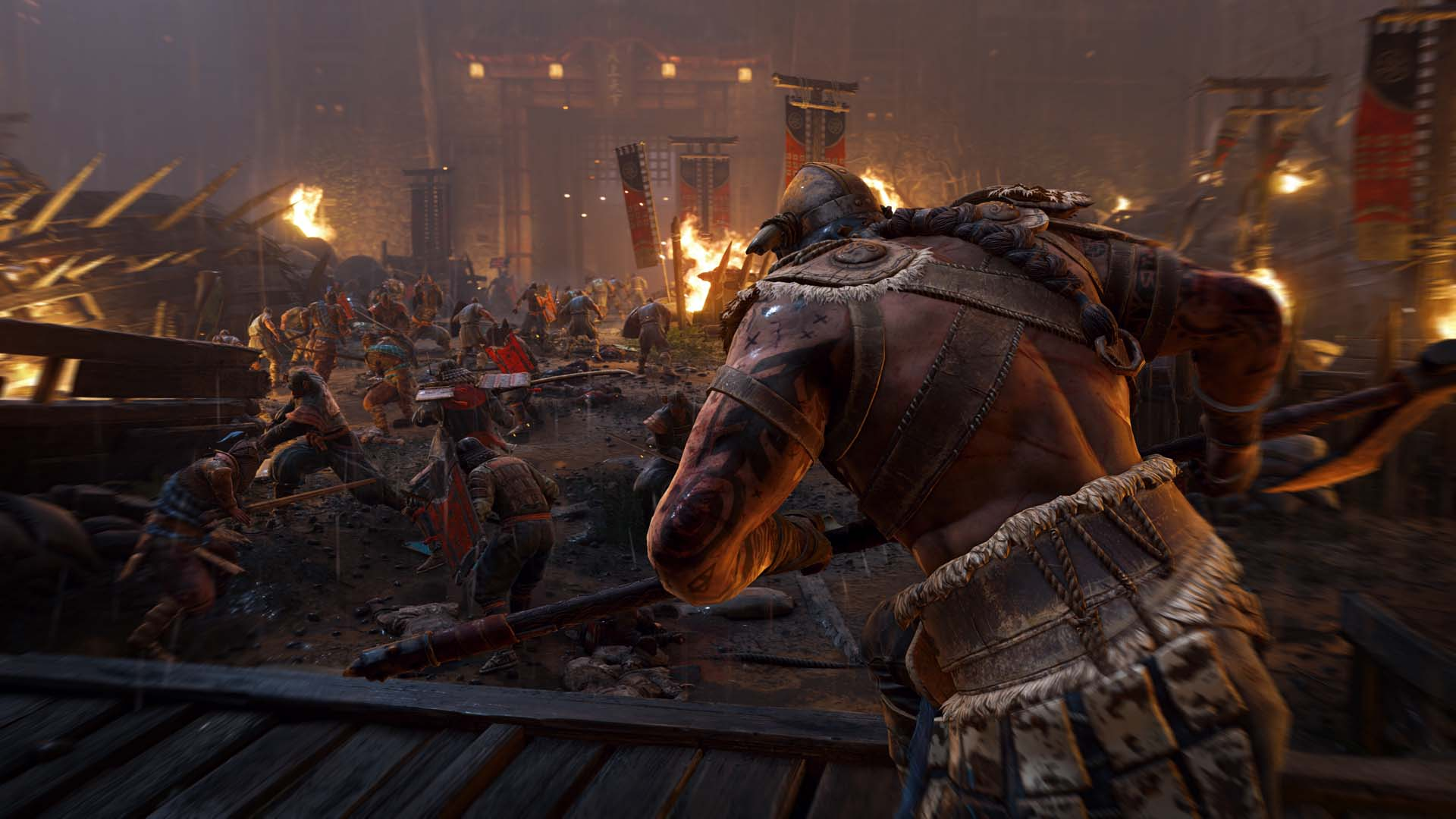 For Honor: All Vikings Campaign Collectibles [Breakables / Observables]