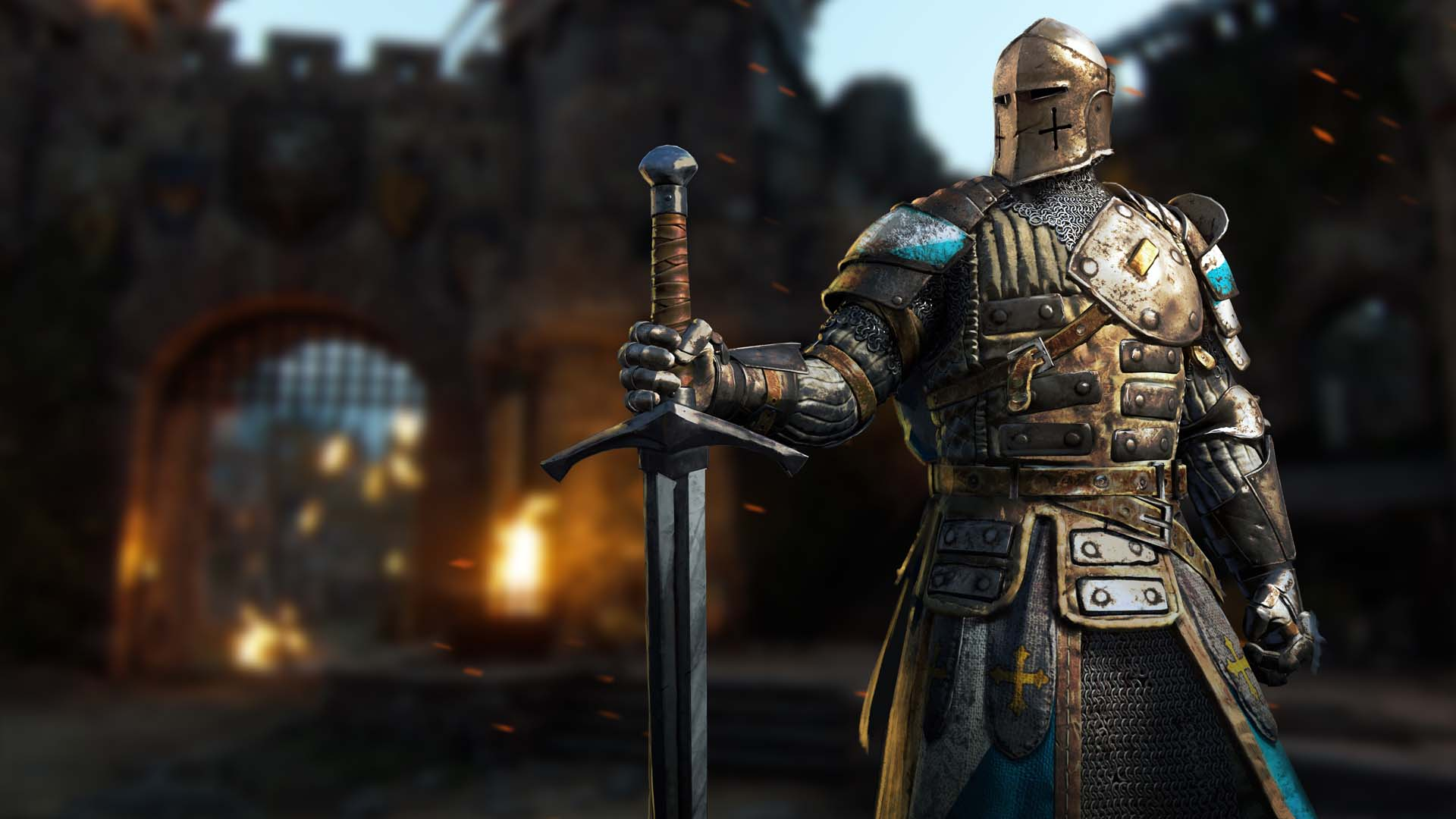 For Honor: All Knights Campaign Collectibles [Breakables / Observables]