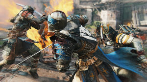 For Honor Players Discover Emotes Can Dodge Attacks