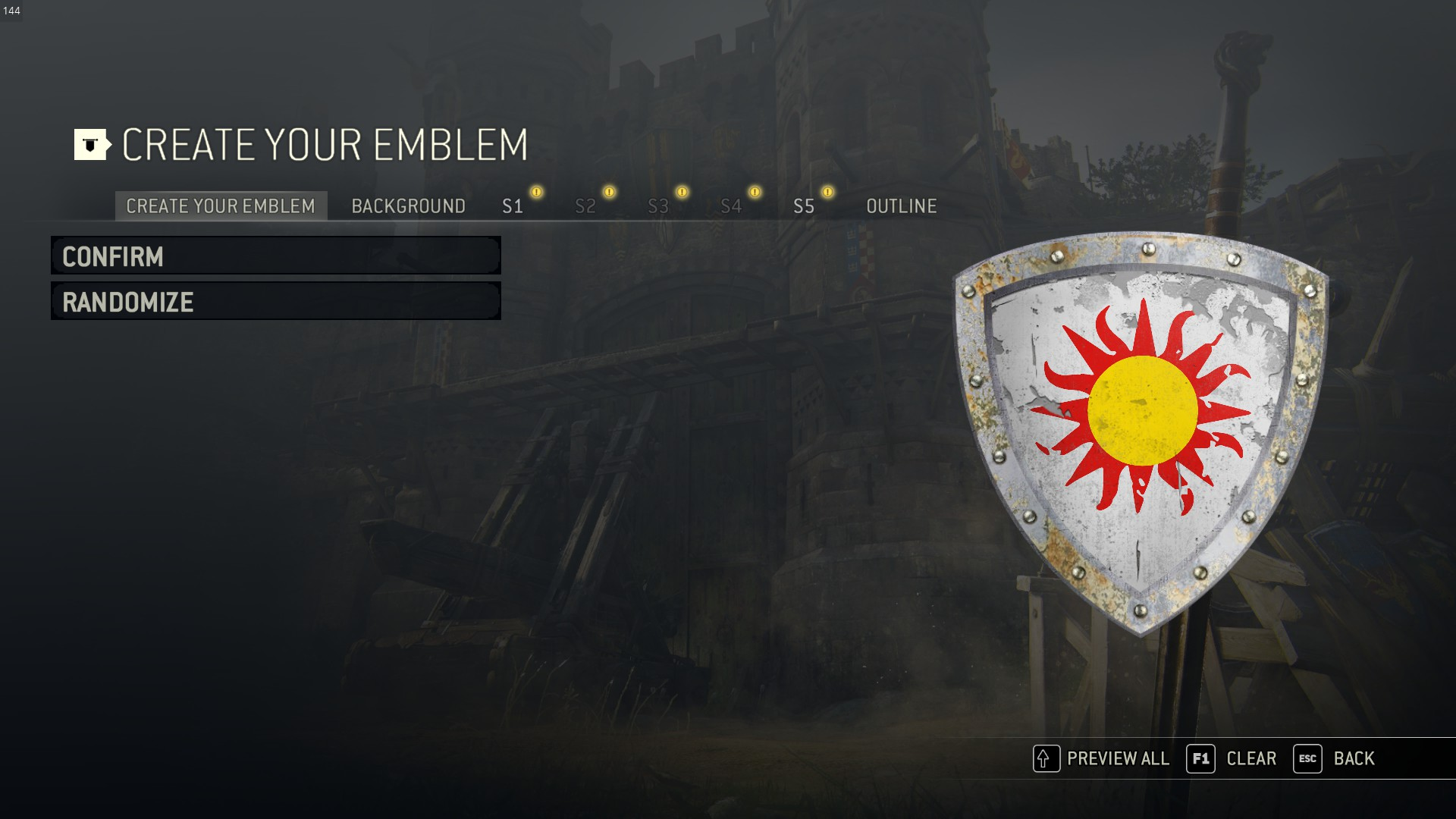 For honor check out these cool clever crude custom emblems buycottarizona