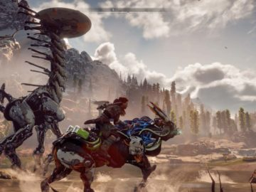 Check out This Sweet Horizon: Zero Dawn Live Action Trailer By Sony Japan