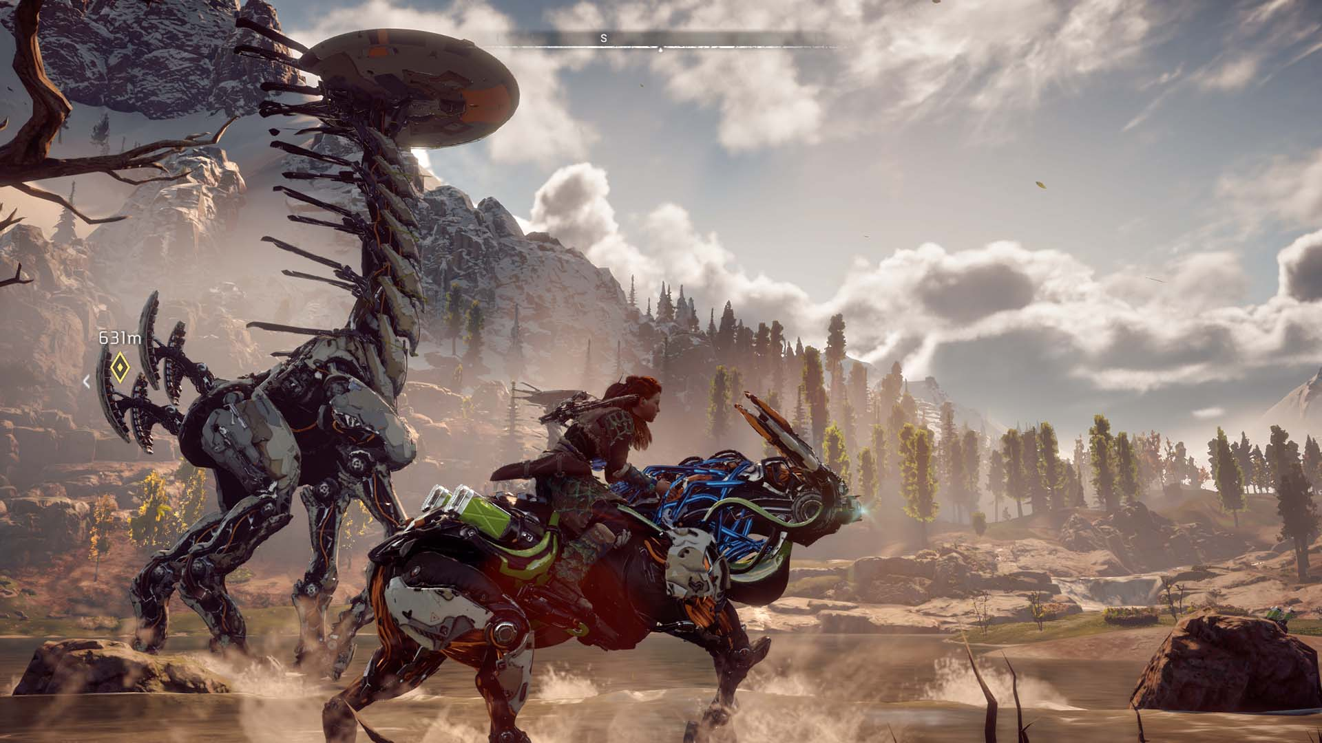 Horizon Zero Dawn: How To Ride Robots & Unlock Permanent Mounts