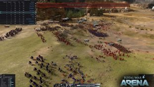 Total War: ARENA Development Diaries Kicks Off With A Bang