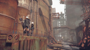 NieR: Automata – There Are Lots of Endings, Here's How To Unlock Them