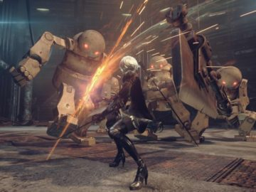 NieR: Automata – How to Get To XP Fast | Best XP Farming Methods