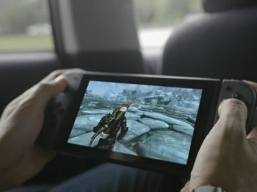 Nintendo Switch: There's An Easter Egg On Startup, Check It Out Here