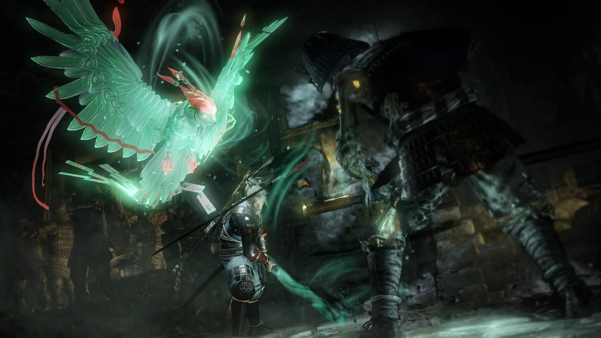 Nioh: Enhance Crafting With Forge Upgrades | Magatama Locations