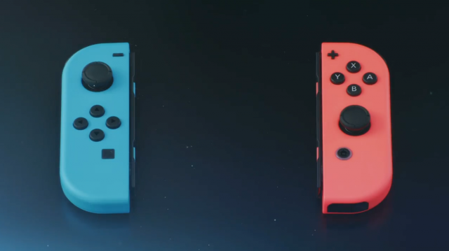 Problems Are Being Reported on The Nintendo Switch Controllers