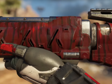 Call of Duty: Black Ops 3 Animated Bloody Valentine's Day Camo is Now Available for a Limited Time