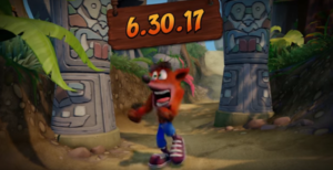 Crash Bandicoot N. Sane Trilogy Release Date Announced!