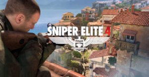 Sniper Elite 4 Set to Receive First Campaign DLC, New Multiplayer Map and Mode and More in Upcoming Update