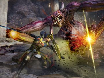Koei Tecmo Floods Internet With Toukiden 2 Information
