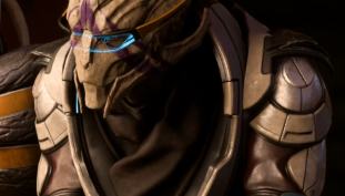Mass Effect: Andromeda Unveil New Character