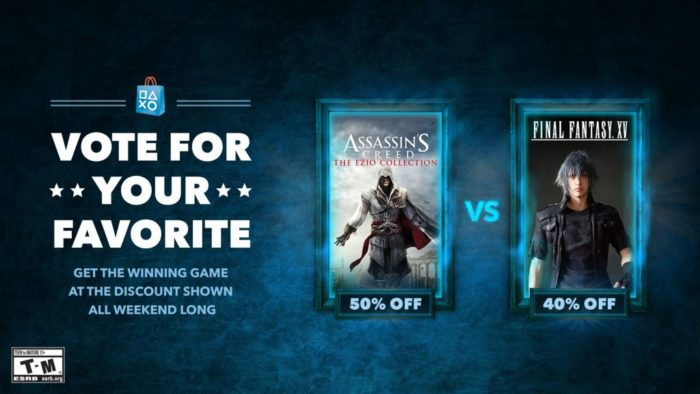 PSN Will Let You Decide What Games Are Going On Sale