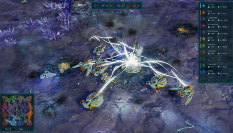 Mega Update Announced for Ashes of the Singularity: Escalation
