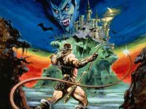 Check Out The First Castlevania Netflix Poster
