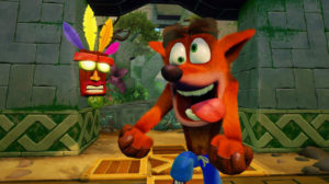 Crash Bandicoot 9″ PVC Statue Announced; Watch New Trailer Showcasing the Figure Right Here