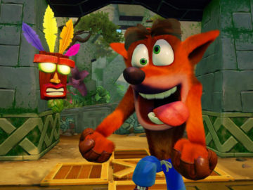 Crash Bandicoot.N Sane Trilogy Gets Another Stunning Level Comparison