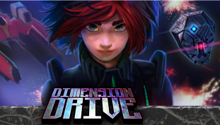 Dimension Drive Preview: Interstellar Pew Pew Split in Two