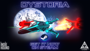 Tron-inspired 3D Shooter 'Dystoria' Launches on Steam