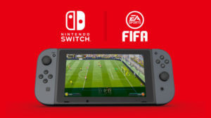 First Ever Footage of FIFA Being Played on Nintendo Switch