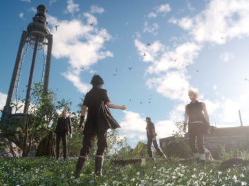 Final Fantasy XV Co-op Mode Will Receive Another Closed Beta August 11th