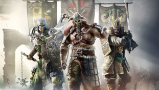 For Honor Gets Two New Character Trailers, Shinobi and the Centurion Knight