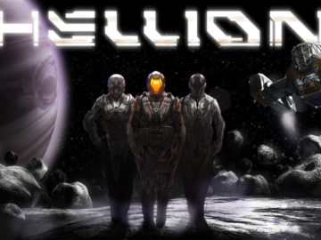 Gameranx Interviews: Stevan Dukic (Hellion)
