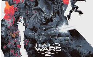 Cast Your Eyes at Some Unique, Hi-Res Illustrations for 'Halo Wars 2'
