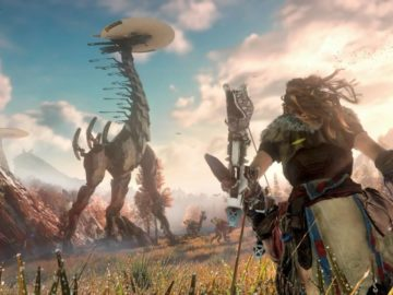 Horizon: Zero Dawn Could Sit at The Big Boy Table