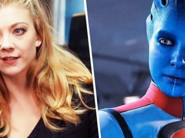 Natalie Dormer Joins the Mass Effect: Andromeda Cast