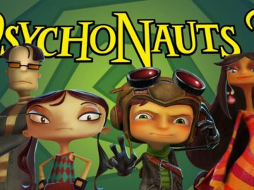 Double Fine and Starbreeze Studios Team Up For Psychonauts 2