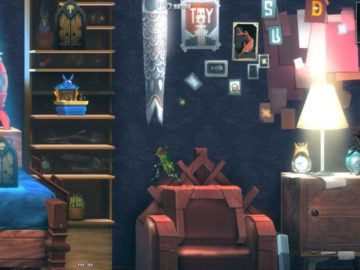 Come Celebrate Valentine's Day With 'Toy Odyssey: The Lost and Found' on PS4