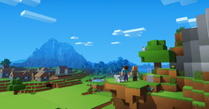 Minecraft Sales Keep Up The Pace