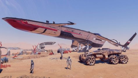 Mass Effect: Andromeda – All The Easter Eggs We've Found So Far