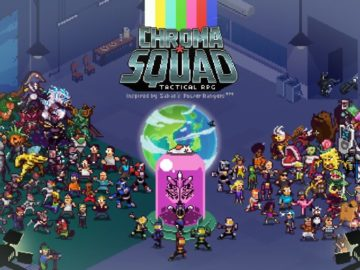 Chroma Squad Launching Soon On PS4 and Xbox One, PS Vita Version Cancelled