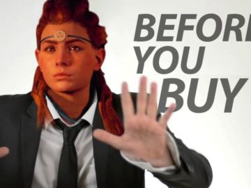 Horizon Zero Dawn – Before You Buy