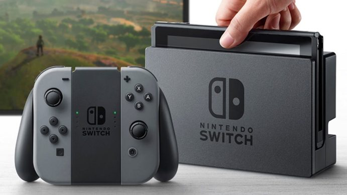 Nintendo Switch Opens Account Registration