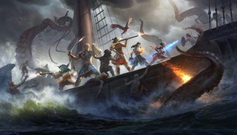 Pillars of Eternity II: Deadfire Is the Most Successful Fan Funded Game Since 2015