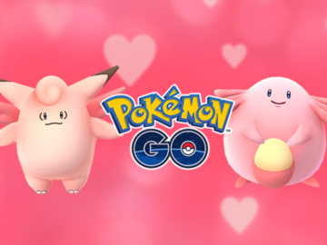 Pokemon Go Will Share The Love This Valentine's Day With An Event