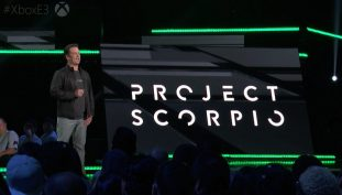 Project Scorpio Announcement Coming April 6th