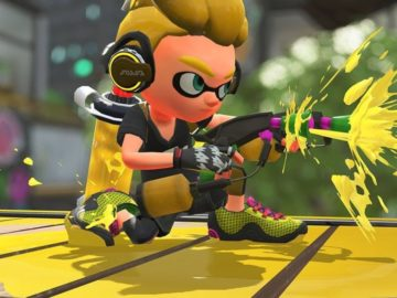 Splatoon 2 Free Demo For March 24th to 26th on The Switch