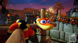 Colourful Physics Puzzler Snake Pass & Jackbox Party 3 Announced for Switch