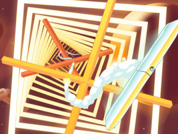Funky Lo-Fi Platformer 'Flywrench' is Bringing Tough Love to PS4